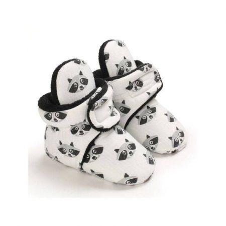 נעלי בית לתינוק. נעל זיו. מידה: 12-18 חודשים נעליים
