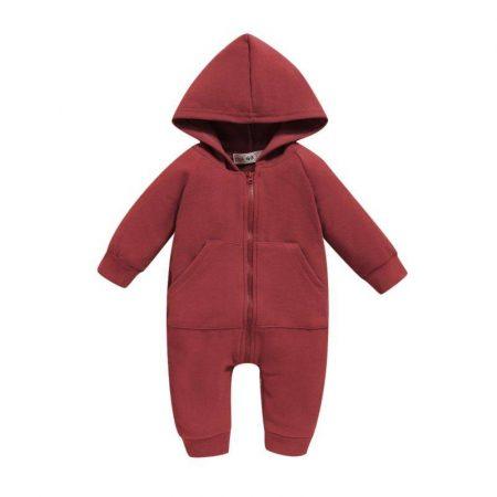 אוברול לתינוקות. אוברול אורין. מידה: 3-6 חודשים אוברולים