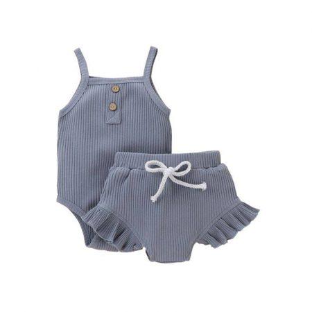 חליפת ריב כחול עתיק חליפות