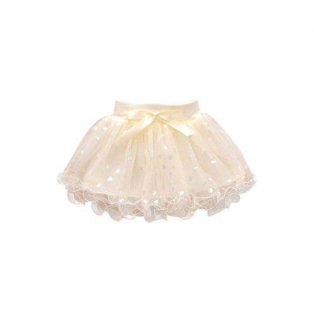 חצאית טוטו- מידה: 12-18 חודשים חצאיות