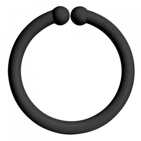 לולאת ביבס- צבע שחור לולאות BIBS