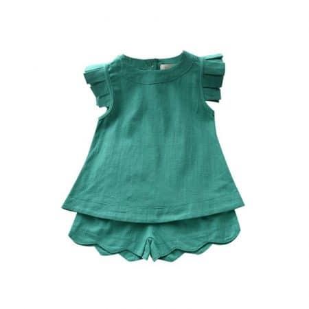 חליפה ירוקה חליפות