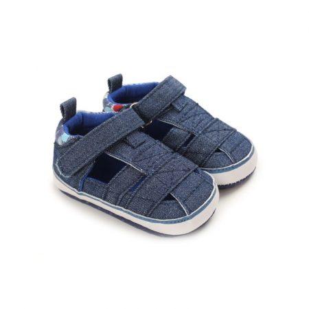 נעלי ג׳ינס- מידה: 12- 18 חודשים נעליים