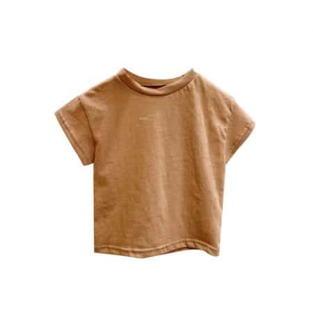 חולצת בייסיק- מידה: 18-24 חודשים חולצות