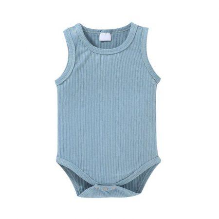 בגד גוף ריב גופייה- מידה: 12-18 חודשים בגדי גוף